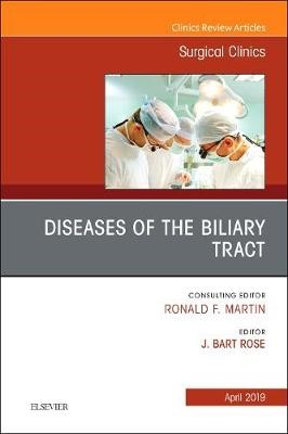 Diseases of the Biliary Tract, An Issue of Surgical Clinics - pr_293976