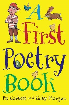 A First Poetry Book (Macmillan Poetry) -