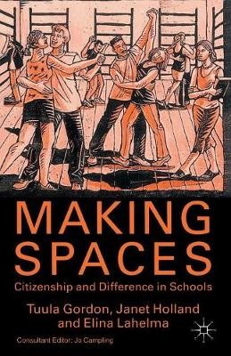 Making Spaces: Citizenship and Difference in Schools - pr_17293
