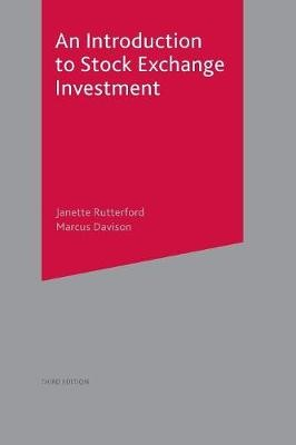 An Introduction to Stock Exchange Investment - pr_35041