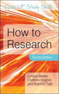 How to Research -