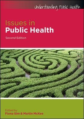 Issues in Public Health - pr_70902