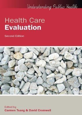 Health Care Evaluation - pr_268788