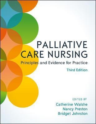 Palliative Care Nursing: Principles and Evidence for Practice - pr_71023