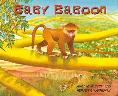 African Animal Tales: Baby Baboon -