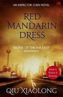 Red Mandarin Dress -