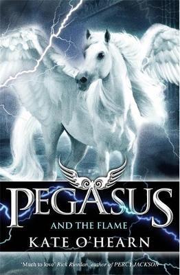 Pegasus and the Flame -