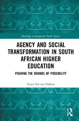 Agency and Social Transformation in South African Higher Education - pr_307636
