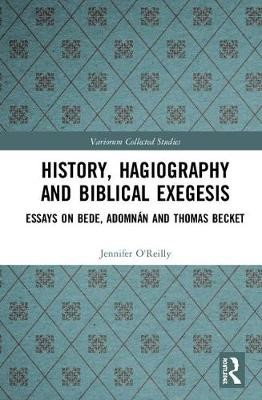 History, Hagiography and Biblical Exegesis - pr_287597