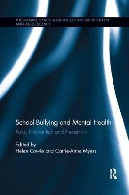 School Bullying and Mental Health - pr_237289
