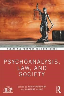 Psychoanalysis, Law, and Society - pr_287783
