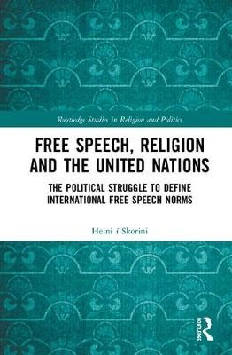 Free Speech, Religion and the United Nations - pr_110009