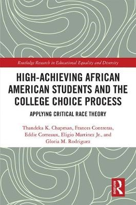 High Achieving African American Students and the College Choice Process - pr_1751398