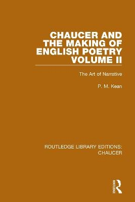 Chaucer and the Making of English Poetry, Volume 2 - pr_398842