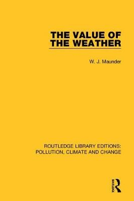The Value of the Weather - pr_1706315