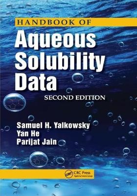 Handbook of Aqueous Solubility Data - pr_1750925