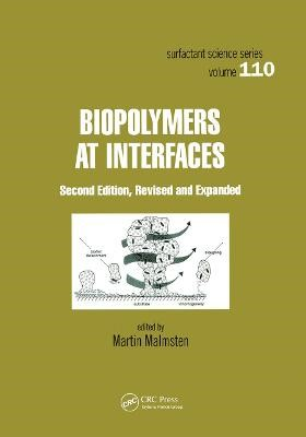 Biopolymers at Interfaces - pr_1836194