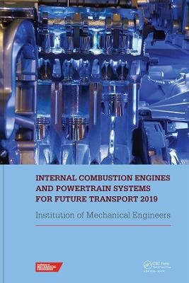 Internal Combustion Engines and Powertrain Systems for Future Transport 2019 - pr_1763648