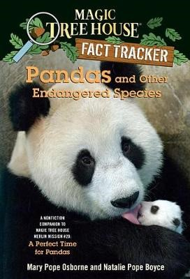 Magic Tree House Fact Tracker #26 Pandas And Other Endangered Species - pr_220834