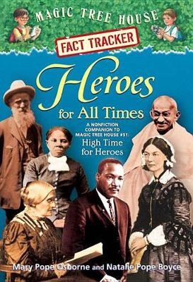 Magic Tree House Fact Tracker #28: Heroes for All Times - pr_60935