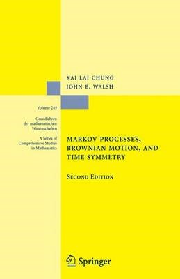 Markov Processes, Brownian Motion, and Time Symmetry - pr_1748057