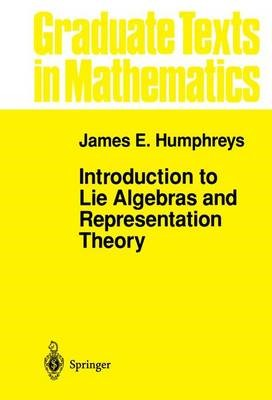 Introduction to Lie Algebras and Representation Theory - pr_16099
