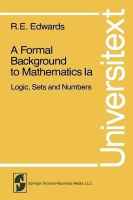 A Formal Background to Mathematics - pr_1763614