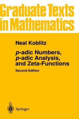 p-adic Numbers, p-adic Analysis, and Zeta-Functions - pr_208650