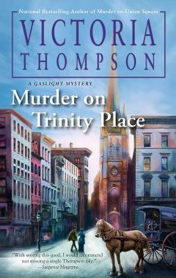 Murder On Trinity Place - pr_60705