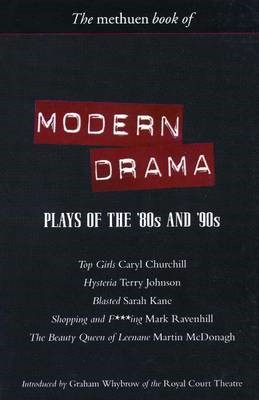 Modern Drama: Plays of the '80s and '90s - pr_32665