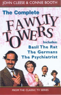 Complete Fawlty Towers -