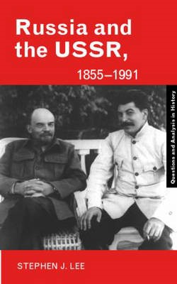 Russia and the USSR, 1855-1991 - pr_389777