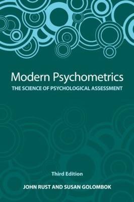 Modern Psychometrics - pr_1717174