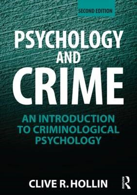 Psychology and Crime -