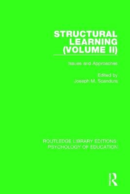 Structural Learning (Volume 2) - pr_43982