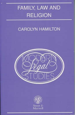 Family, Law and Religion -