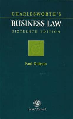 Charlesworth's Business Law -