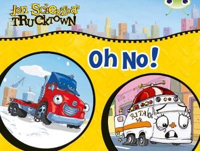 Bug Club Guided Comic Reception Lilac Trucktown: Oh No! -