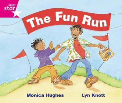 Rigby Star Guided Phonic Opportunity Readers Pink: The Fun Run - pr_45363