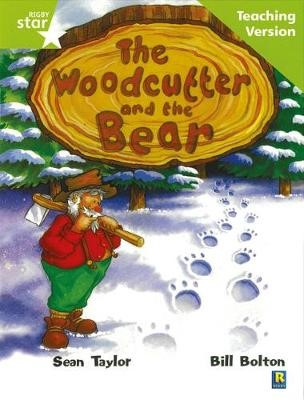 Rigby Star Guided Lime Level: The Woodcutter and the Bear Teaching Version - pr_243277