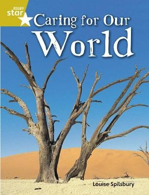 Rigby Star Quest Gold: Caring For Our World Pupil Book (Single) - pr_267559