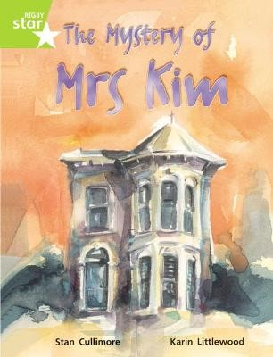 Rigby Star Guided Lime Level: The Mystery Of Mrs Kim Single - pr_41170