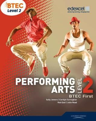 BTEC Level 2 First Performing Arts Student Book - pr_17517
