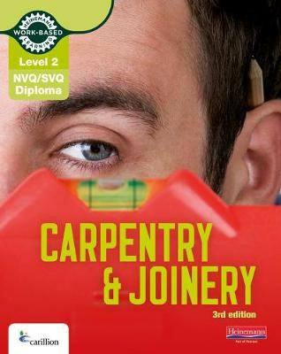 Level 2 NVQ/SVQ Diploma Carpentry and Joinery Candidate Handbook 3rd Edition - pr_1748087
