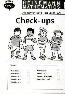 Heinemann Maths 1: Check-up Booklets (8 Pack) -