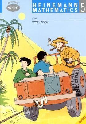 Heinemann Maths 5: Workbook (single) -
