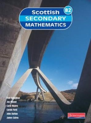 Scottish Secondary Maths Blue 2 Student Book - pr_17562