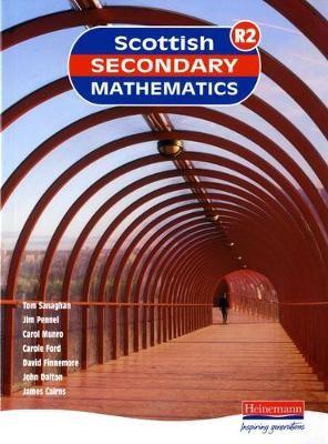 Scottish Secondary Maths Red 2 Student Book - pr_17640