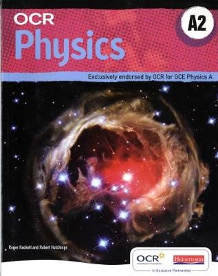 OCR A2 Physics A Student Book and Exam Cafe CD - pr_17783