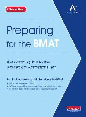 Preparing for the BMAT:  The official guide to the Biomedical Admissions Test New Edition - pr_17835